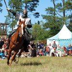 Ridderturnering 150x150 - Populær ridesport appellerer bredt til alle